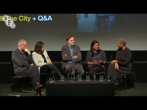 In conversation with... David Morrissey and the makers of The City and the City  BFI
