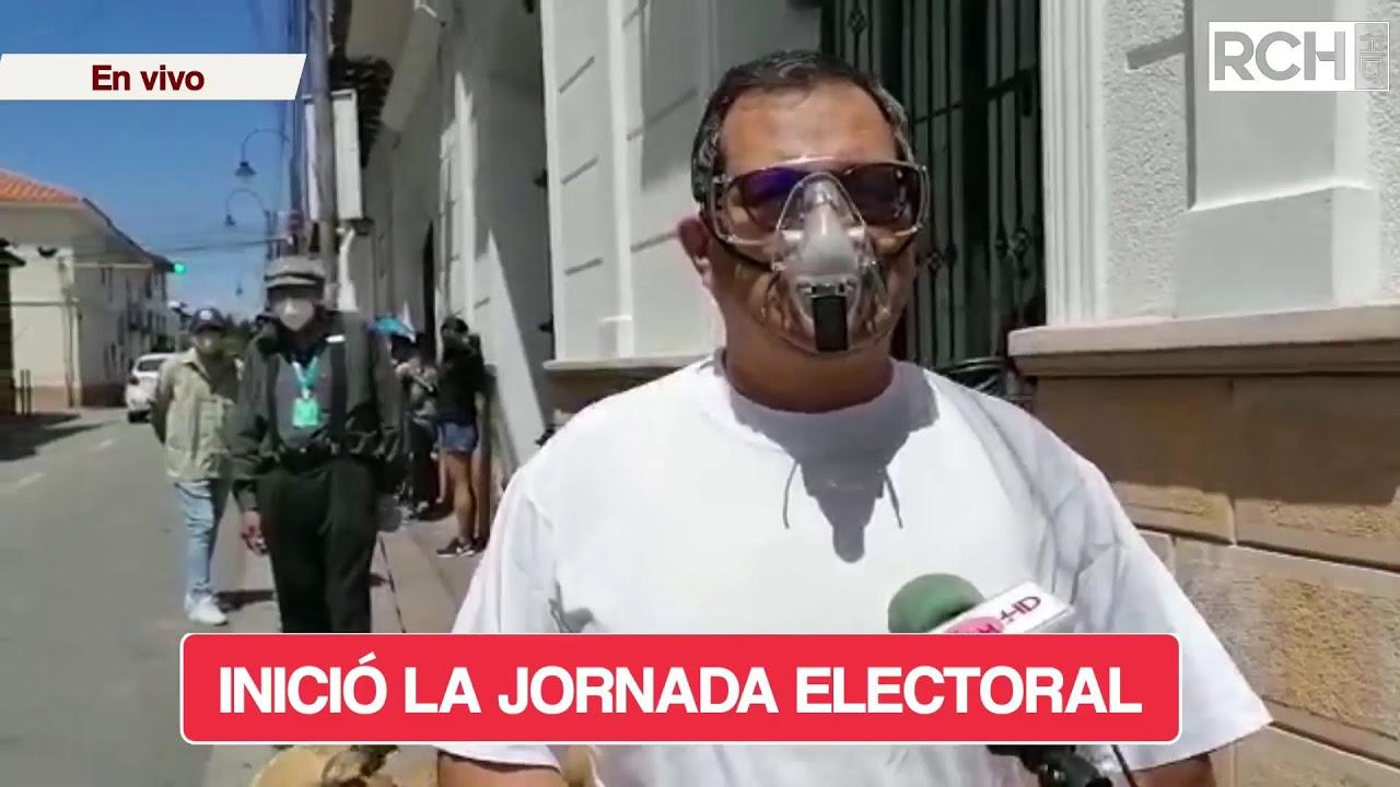 ELECCIONES BOLIVIA 2020 - COBERTURA TOTAL