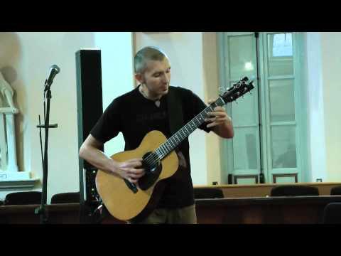 INNO DI MAMELI - canto degli italiani - LIVE - Massimo Varini - Galliate Master Guitar