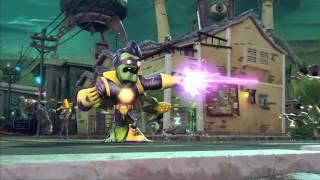 Plants vs. Zombies Garden Warfare 2: Премьерный трейлер | E3 2015