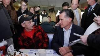 Romney Vs Vietnam Vet on Gay Marriage