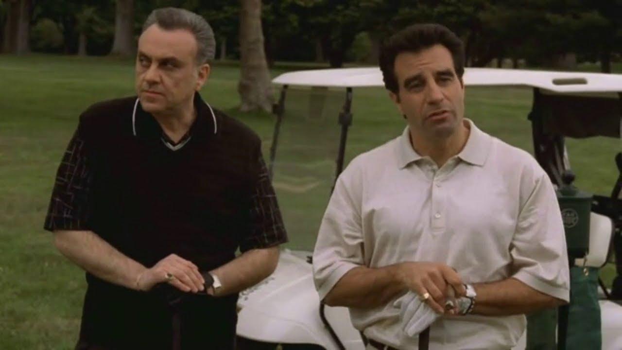 Little Carmine Becomes Jealous Of Tony The Sopranos Hd Youtube