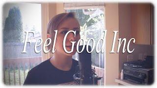 Feel Good Inc (Cover) Gorillaz/Daniela Andrade | Leah McVey & Kyle Olthoff (Spotify & iTunes)