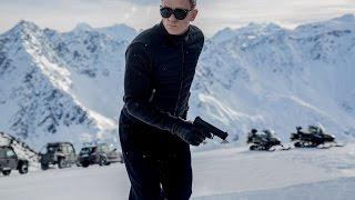 """Крэйг про """"007: Спектр"""", Миронов и Хаматова про """"Синдром Петрушки"""". """"Индустрия кино"""" от 06.11.15."""