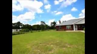 Custom Built Home Sits On Over 1.5 Acres In Crestview Fl