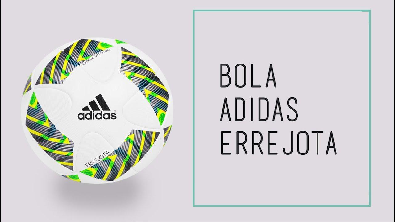 2380fe3f3bee8 Bola Adidas Futebol Campo Errejota Oficial 2016