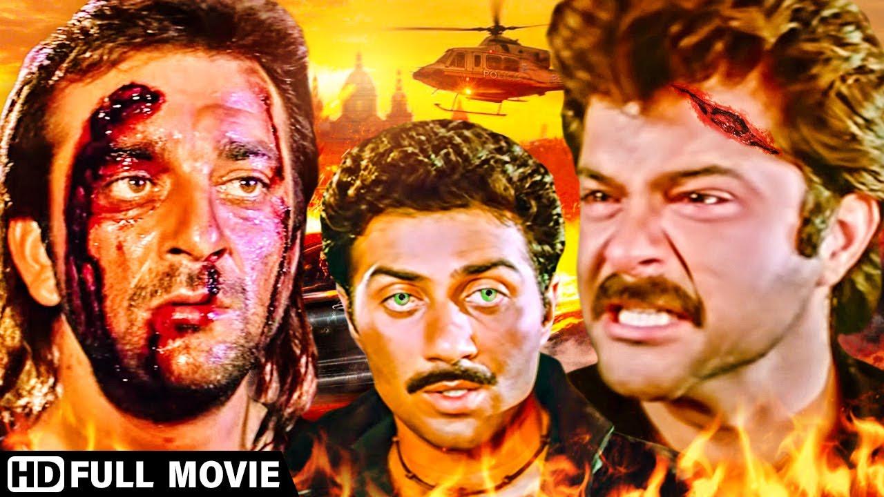 Download सनी देओल, अनिल कपूर की खतरनाक एक्शन मूवी २०२१ - Sunny Deol & Anil Kapoor Blockbuster Movie Inteqam