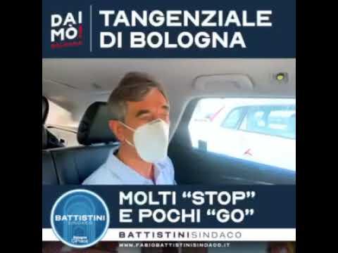 Tangenziale di Bologna, molti