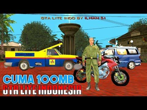 GTA SA Lite Indonesia Apk + Data Download - RisTechy