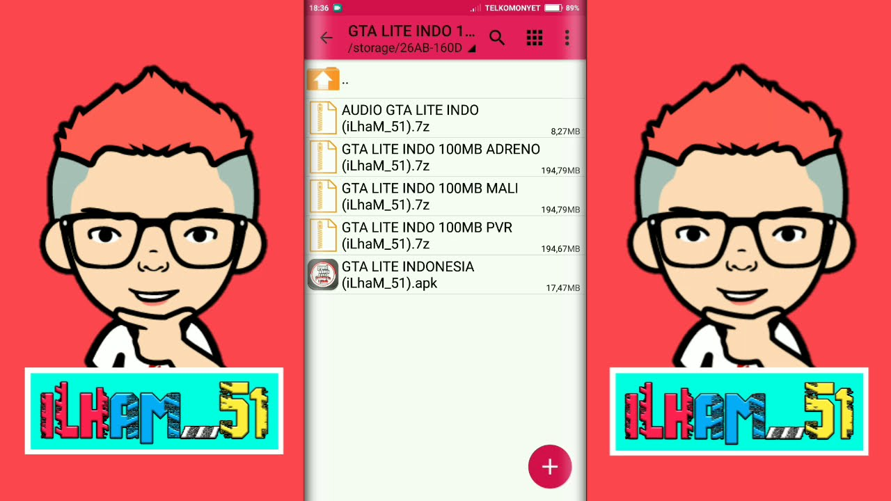 gta lite indonesia apk data by ilham