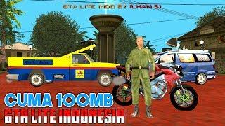 CUMA 100MB AJA.!! GTA LITE INDONESIA - ALL GPU