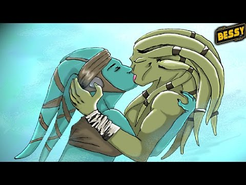 Why Kit Fisto and Aayla Secura could be Romantically Involved - Explain Star Wars (BessY)