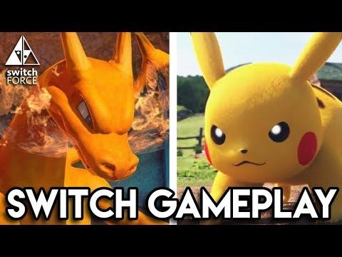 Download Youtube: EPIC Pokemon Battles on Switch! (Pokken Tournament DX Demo Gameplay)