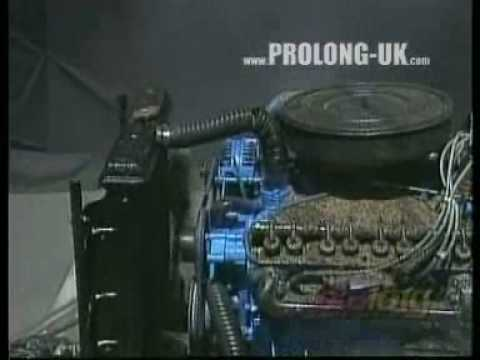 Prolong - Cement in an Engine