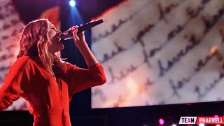 Hannah Huston - Unaware (Her The Voice Journey)