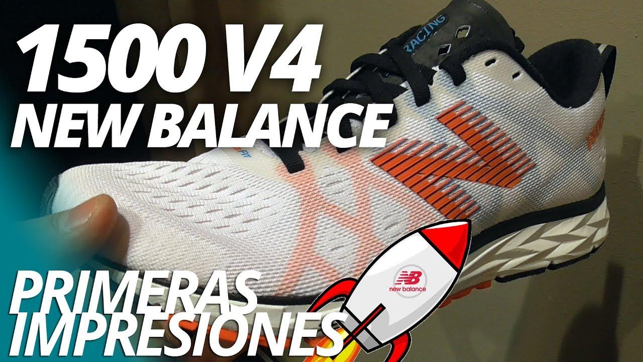 New Balance 1500 v4: ¿mixtas o voladoras?