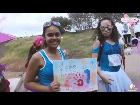 1st for Women Sisters with Blisters with Jacaranda FM 2015