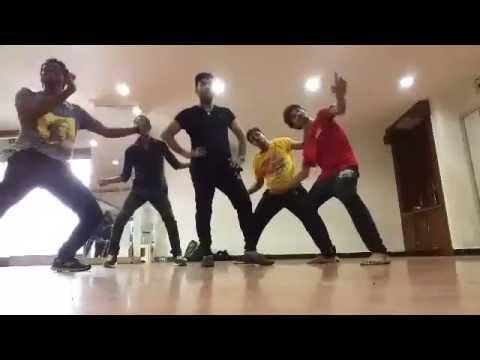 idhedho bagundhe cheli by sandeep steps dance academy