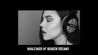 Download Lagu Green Day - Boulevard Of Broken Dreams (Violet Orlandi cover) mp3