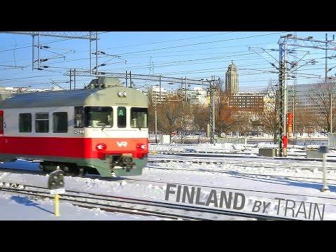 Helsinki A Train