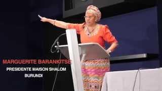 "Marguerite Barankitse : ""Dégage Nkurunziza, ne tue plus nos enfants !"""