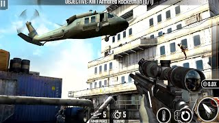 Sniper Strike – FPS 3D Shooting Game Android Gameplay #DroidCheatGaming screenshot 1