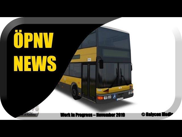 ÖPNV Simulator News #35 MAN DN95, BR Class 31 TSW2020 & Flight Simulator uvm