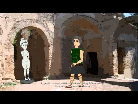 Pygmalion and Galatea - The Ancient Story of Paphos