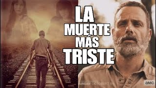 Rick Grimes Walker. Su Muerte y Transformación. (Video Triste)