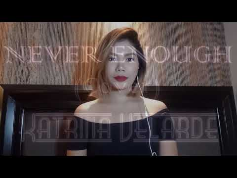The Greatest Showman - NEVER ENOUGH (Cover) Katrina Velarde