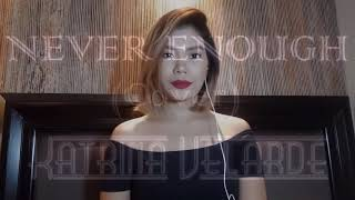 The Greatest Showman - NEVER ENOUGH (Cover) Katrina Velarde