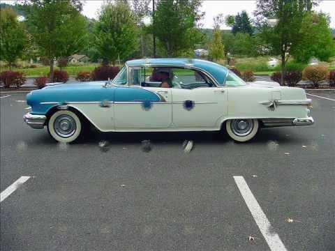 1956 pontiac star chief survivor runs and drives well for 1956 pontiac 4 door hardtop