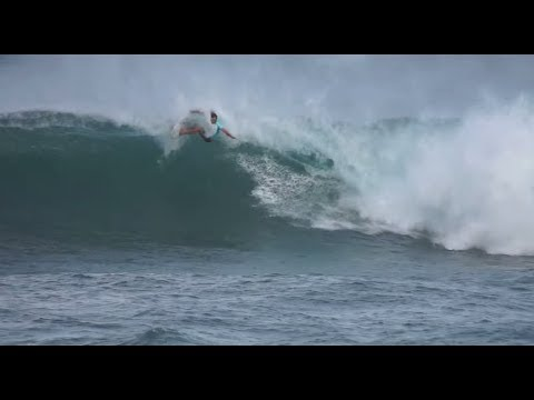 World's Top Surfers Wave After Wave