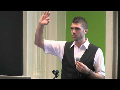 Michael Conover: Information Visualization for Large-Scale Data Workflows