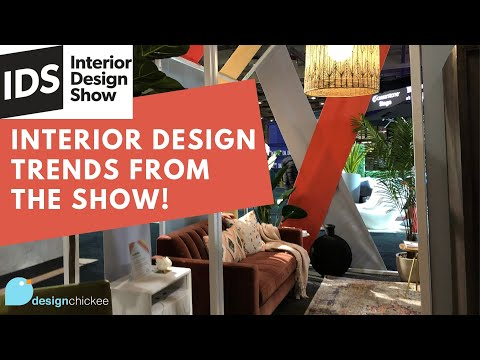 Interior Design Show 2019 Trends & Recap!