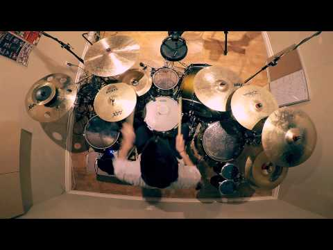 Chris Dimas - Beats Knockin' - Jack U (Skrillex & Diplo) - Drum Cover