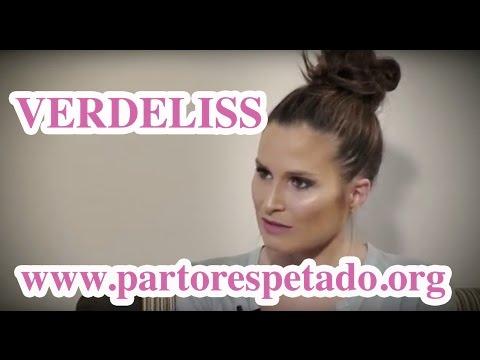 Verdeliss en el documental Parto Respetado - ¡Te vas a emocionar!