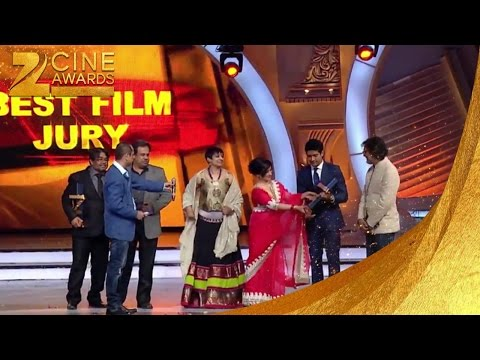 Zee Cine Awards 2014 Bhaag Milkha Bhaag wins Zee Cine Best Film Jury Award
