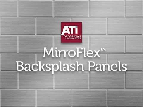 ATI MirroFlex Backsplash Panels