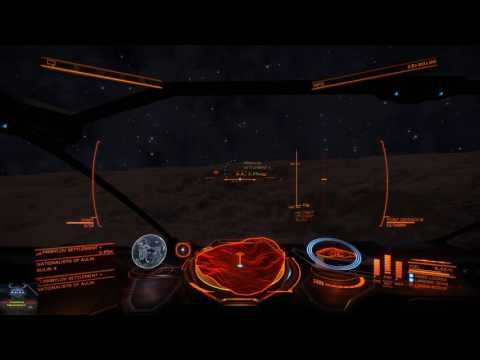 Elite Dangerous - Power Down The Settlement Generator - Tutorial