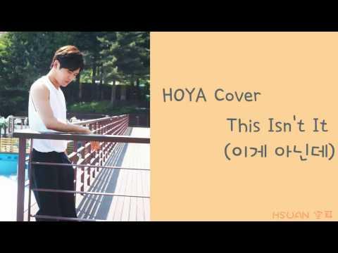 [空耳/Hangul] Taeyang(태양) - This Isn't It (이게 아닌데)(HOYA Cover)
