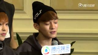 Video Chen singing baby don't cry download MP3, 3GP, MP4, WEBM, AVI, FLV Juni 2018