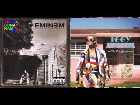Eminem vs. Iggy Azalea ft. Charli XCX - The Fancy Slim Shady