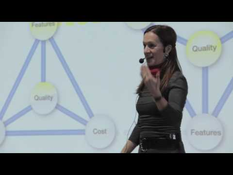 BAConf (3-Dec-2016) - Elena Stefanova. Business Analyst in the Agile World [EN]