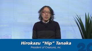 #Pokemon20: Hirokazu Tanaka