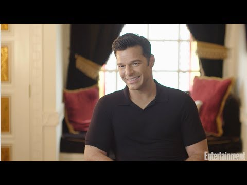 American Crime Story with Ricky Martin: Inside the Cover Shoot for EW