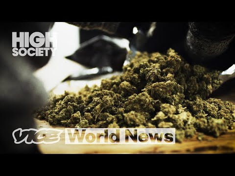 The Dangerous Rise of Contaminated Weed | High Society