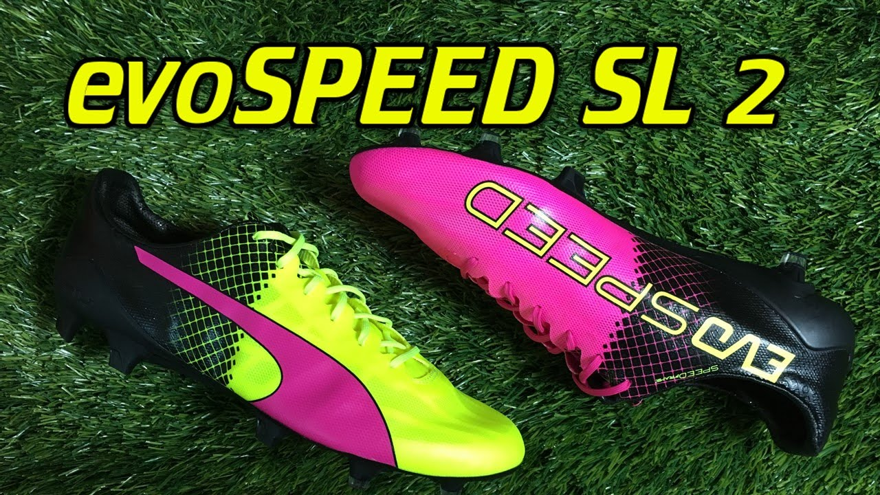 low priced 5c7e0 e99a1 Puma evoSPEED SL 2 Tricks - Review + On Feet - YouTube