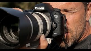 Exclusive: Canon EOS 7D Mark II DSLR - first test