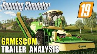 FARMING SIMULATOR 19 TRAILER FULL ANALYSIS